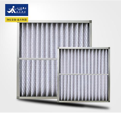 广州板式过滤器参数接受定制